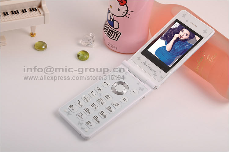Телефон раскладушка для женщин