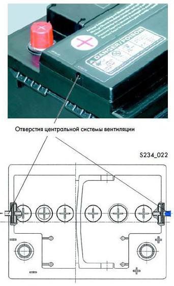 Открывать ли крышки при зарядке аккумулятора