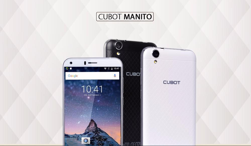 Cubot manito 5.0