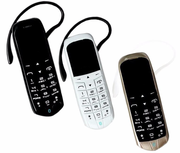 Мини телефон гарнитура