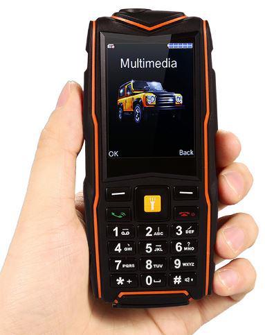 VKWorld телефон