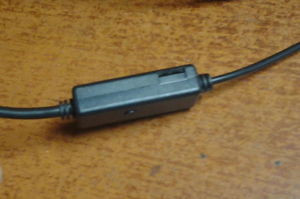 регулятор яркости подсветки видеоэндоскопа