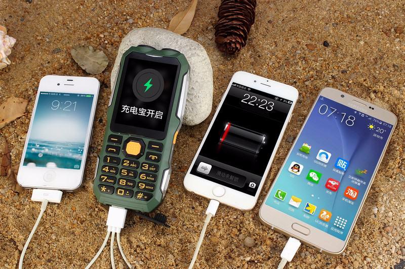 мобильный банк питания mafam