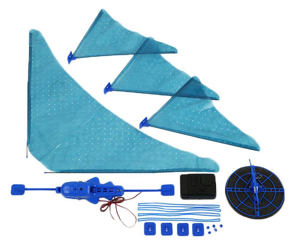 Радиоуправляемая игрушка летающая рыба